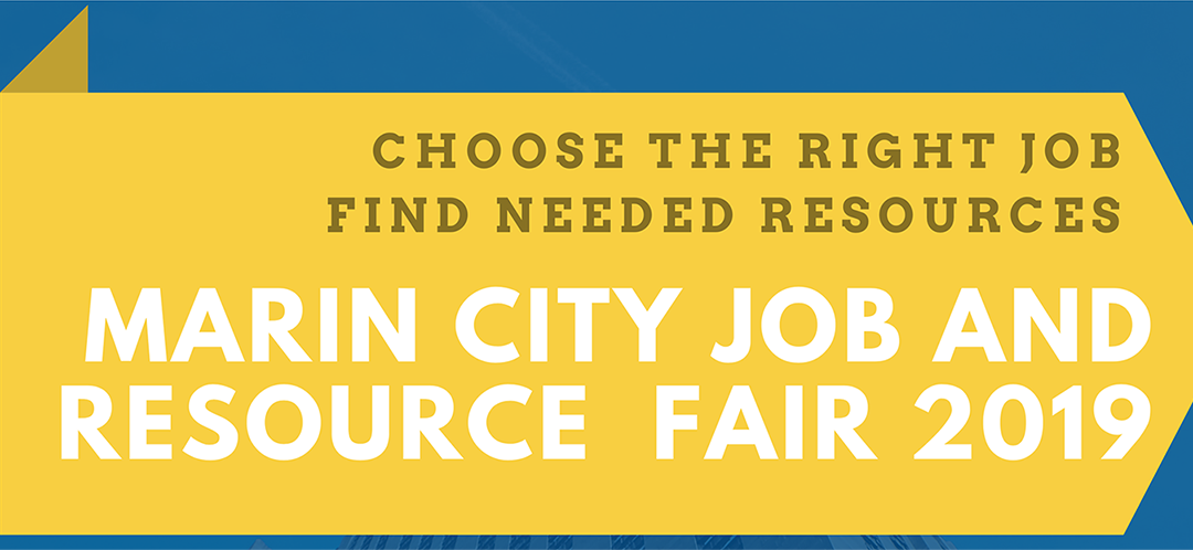 Marin City Job & Resource Fair 2019